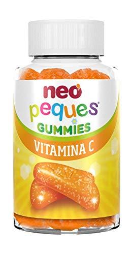 Neo Peques Gummies Vitamina C - 30 Unidades: Amazon.es: Salud y ...