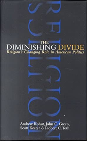 Téléchargement gratuit de livres pdfThe Diminishing Divide: Religion's Changing Role in American Politics in French PDF ePub by Robert C. Toth