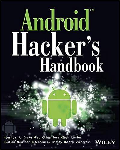 Android Hacker's Handbook Epub Descargar