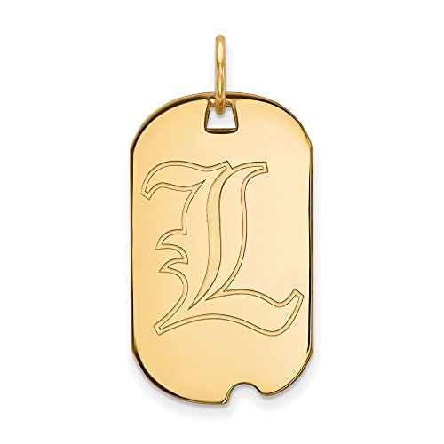 ver w/GP University of Louisville Small Dog Tag ()