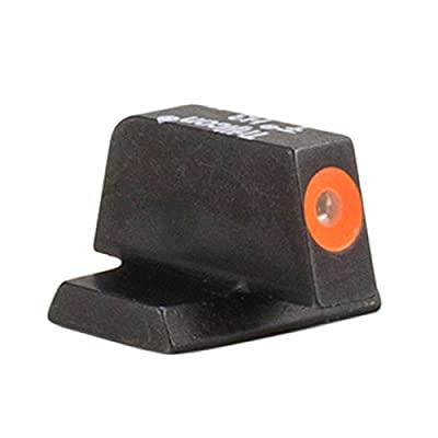 Trijicon HD XR Front Sight -, Orange Front Outline, Smith & Wesson Shield .40, .45, & 9mm by Green Supply