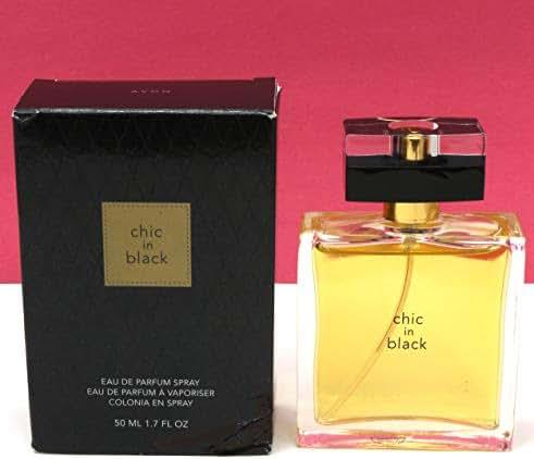 Chic In Black by AVON Eau De Parfum Spray 1.7 fl. oz. - The New