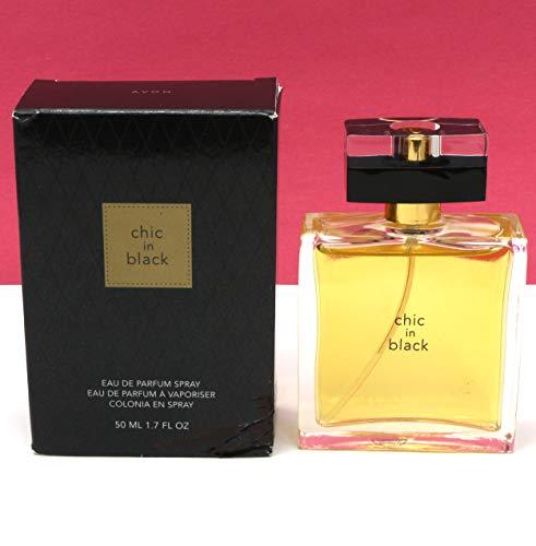 (Chic In Black by AVON Eau De Parfum Spray 1.7 fl. oz. - The New