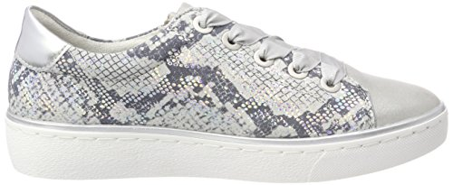 Remonte Sneakers 13 Bleu Argento 36 R5501 Silber Argento EU Basses Grey Argent Femme rYIn5nw16