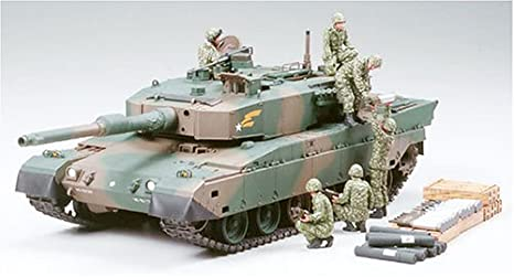 b2472b68ed4b Image Unavailable. Image not available for. Color   35260 Tamiya Japan  Ground Self Defense Force Type 90 ...
