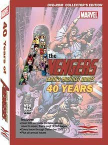 40 Years of the Avengers (Collector's Edition)
