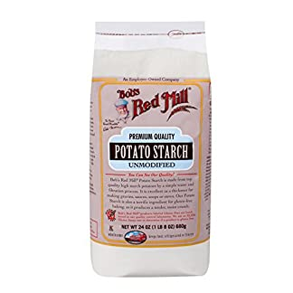 Gluten Free Potato Starch by Bob's Red Mill, 24 oz