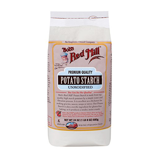 Gluten Free Potato Starch by Bob's Red Mill, 24 oz