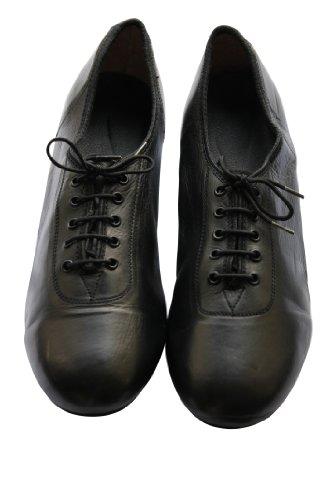 Tds , Mädchen Tanzschuhe Schwarz schwarz