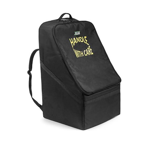 Backpack Padded Car Seat Travel Bag