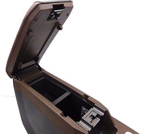 New OEM GMC Terrain 3.6L Floor Console Brownstone/Black W/ Shift Knob 23461366 by GMC (Image #4)