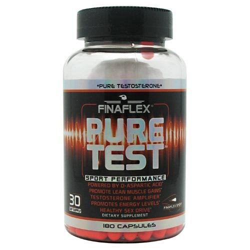 Pure Test, 180 Capsules by FINAFLEX