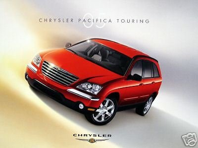 2005-chrysler-pacifica-touring-new-vehicle-brochure