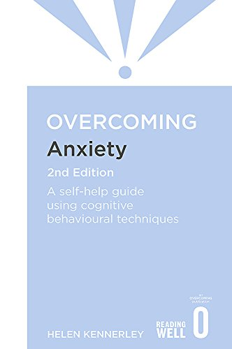 B.O.O.K Overcoming Anxiety (Overcoming Books) P.D.F