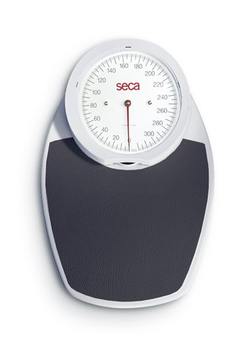 Seca Classic Big Dial Floor Scale, Black by seca