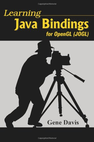 Learning Java Bindings for OpenGL (JOGL)