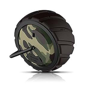 ARBUYSHOP Mrice CAMPISTAS Bluetooth V2.1 + EDR del TF del altavoz de Bluetooth (A2P) Mini hilos al aire libre reproductor de mp3 Bluetooth Subwoofer