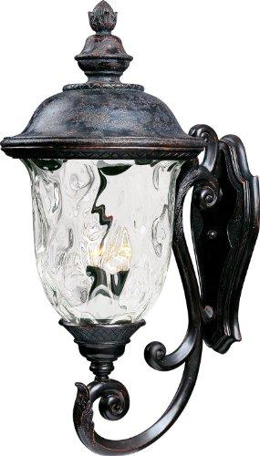 Maxim Lighting 40425WGOB Mount Carriage House VX 3-Light Outdoor Wall Lantern