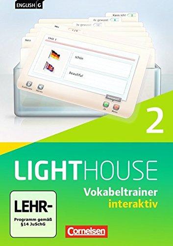 English G Lighthouse - Allgemeine Ausgabe / Band 2: 6. Schuljahr - Vokabeltrainer interaktiv: CD-ROM