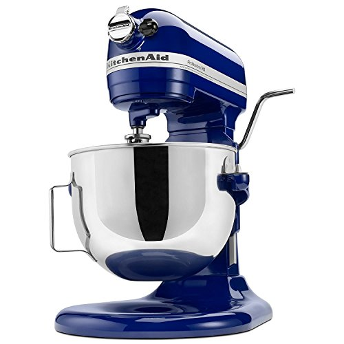 KitchenAid Professional Heavy Duty 5QT Bowl Lift Stand Mixer 475 Watts - Cobalt Blue (Hd Professional Kitchen Aid Mixer)