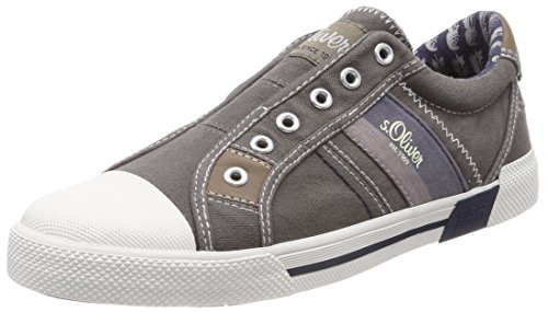 s.Oliver Herren 14603 Sneaker Grau (Grey)