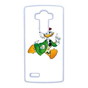 LG G4 Phone Case White Disney An Adventure In Color Character Ludwig Von Drake WQ5RT7504047