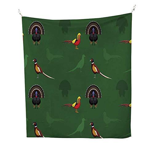 - 25 Home Decor Tye dye Tapestries Bird Pheasant Wallpaper Greatful Dead Tapestries 70W x 84L INCH