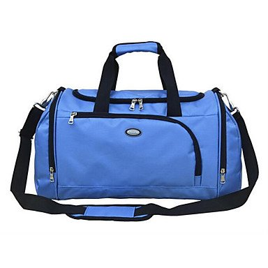 Oxford Black azul Azure Los Tela Tote Ruby Rectángulo Zipper Seasons All Hombres Polyester Casual 1nw4aOqE7R