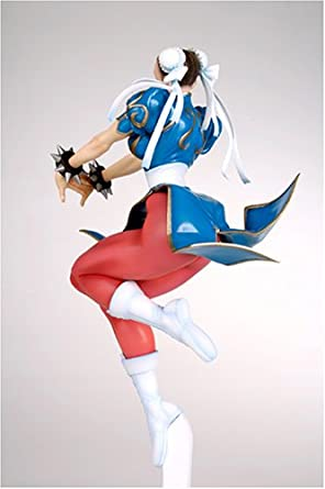 used Kinu Nishimura GIRL-FIGHTING Cammy 1//6 Scale Figure Max Factory