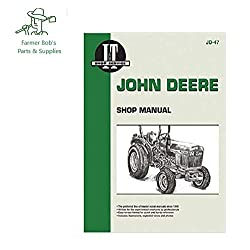 JD59 I&T Shop Manual, John Deere Models, 1250,
