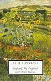 England, My England, D. H. Lawrence, 014018791X