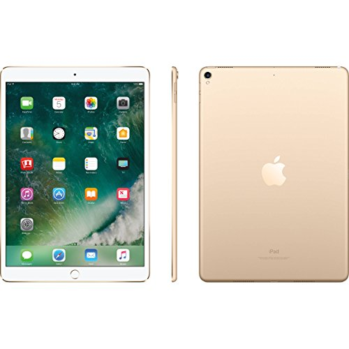 Apple iPad Pro 10.5in - 512GB Wifi - 2017 Model - GOLD (Renewed)