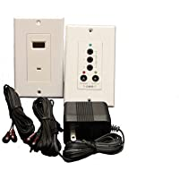 In Wall IR Infrared Remote Control Extender Repeater