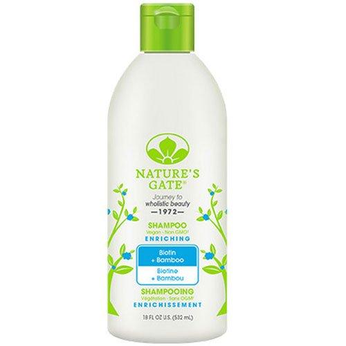 Nature's Gate Bition + Bamboo Shampoo - 18 oz - 2 pk ()