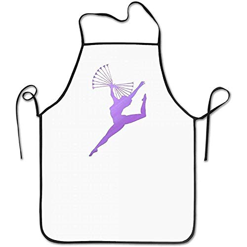 ling Funny Cooking Apron for Men - BBQ Grill Kitchen Chef Barbecue Gifts, One Size Fits Most ()