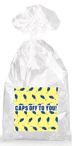 graduation cap wrapping paper - 8
