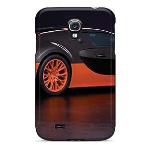 Sanp On Case Cover Protector For Galaxy S4 (bugatti Veyron 16.4 Super Sport)