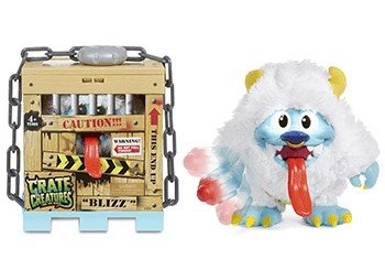 Crate Creatures set of 2, Sizzle and Blizz with FREE Crazy Aaron's Thinking Putty Mini by crate creatures (Image #2)