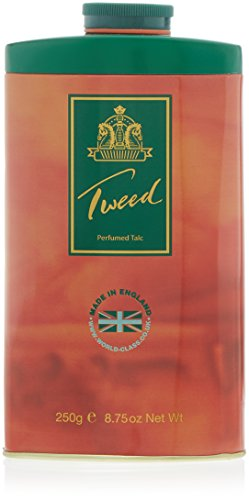 Taylor of London Tweed Perfumed Talc for Women, 8.75 Ounce ()
