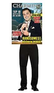 Disfraz revista masculina para hombre