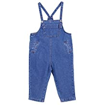 Alician Girl Suspender Trousers Cropped Trousers Harem Pants Jeans