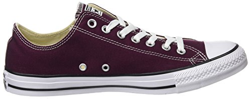 Converse Unisex Adulto Chuck Taylor All Star Sneaker Rosso (dark Sangria)