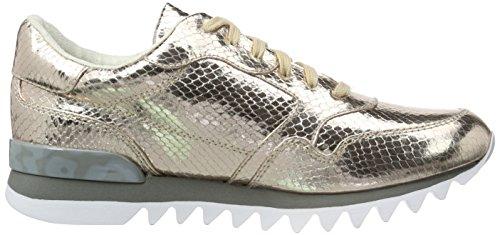 Tamaris Damen 23658 Sneakers Gold (ROSE STRUCTURE 579)