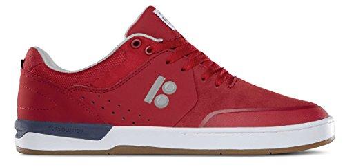 Etnies Marana Xt, Color: Black/Red, Size: 41 EU (8 US / 7 UK)