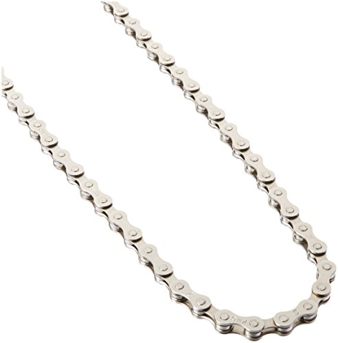 KMC Z33 NP Chain 5/6 Speed 1/2'' x 3/32'' x 116L Nickel Plated by KMC