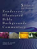 img - for Zondervan Illustrated Bible Backgrounds Commentary Set book / textbook / text book