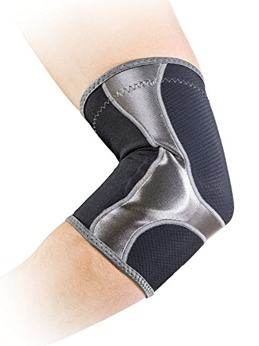 Elbow Support Sport Medicine (Mueller Sports Medicine Hg80 Elbow Support, Black, Medium)