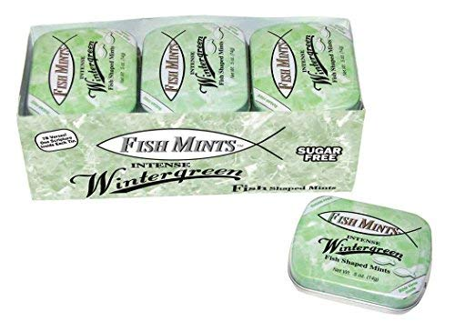 Scripture Candy, Sugar Free Wintergreen Tin ( 9 count )