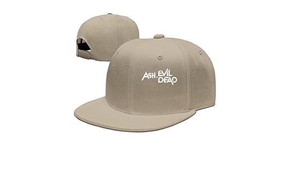 ZOENA Ash Vs Evil Dead Cotton Hats Running Cap Hat For Outdoor Sports Black