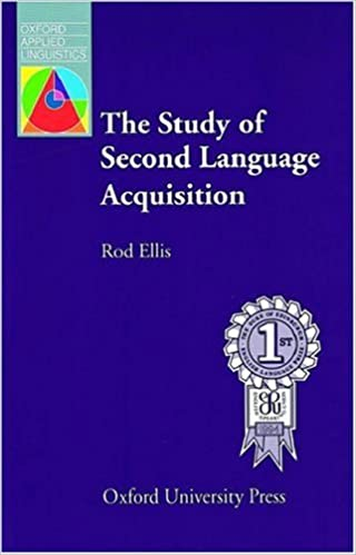 the study of second language acquisition rod ellis free download
